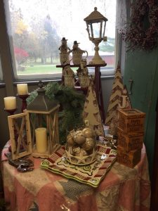 Christmas at Nicks Greenhouse