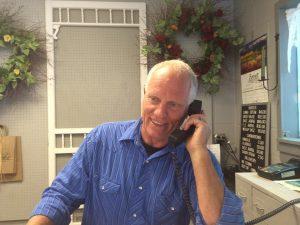 Nick answer phone Nicks Greenhouse
