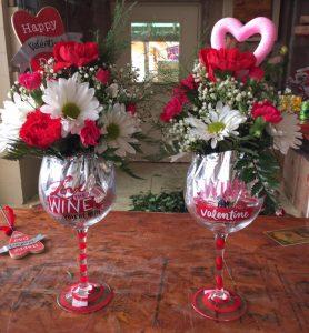 Valentine's Bouquet Nicks Greenhouse