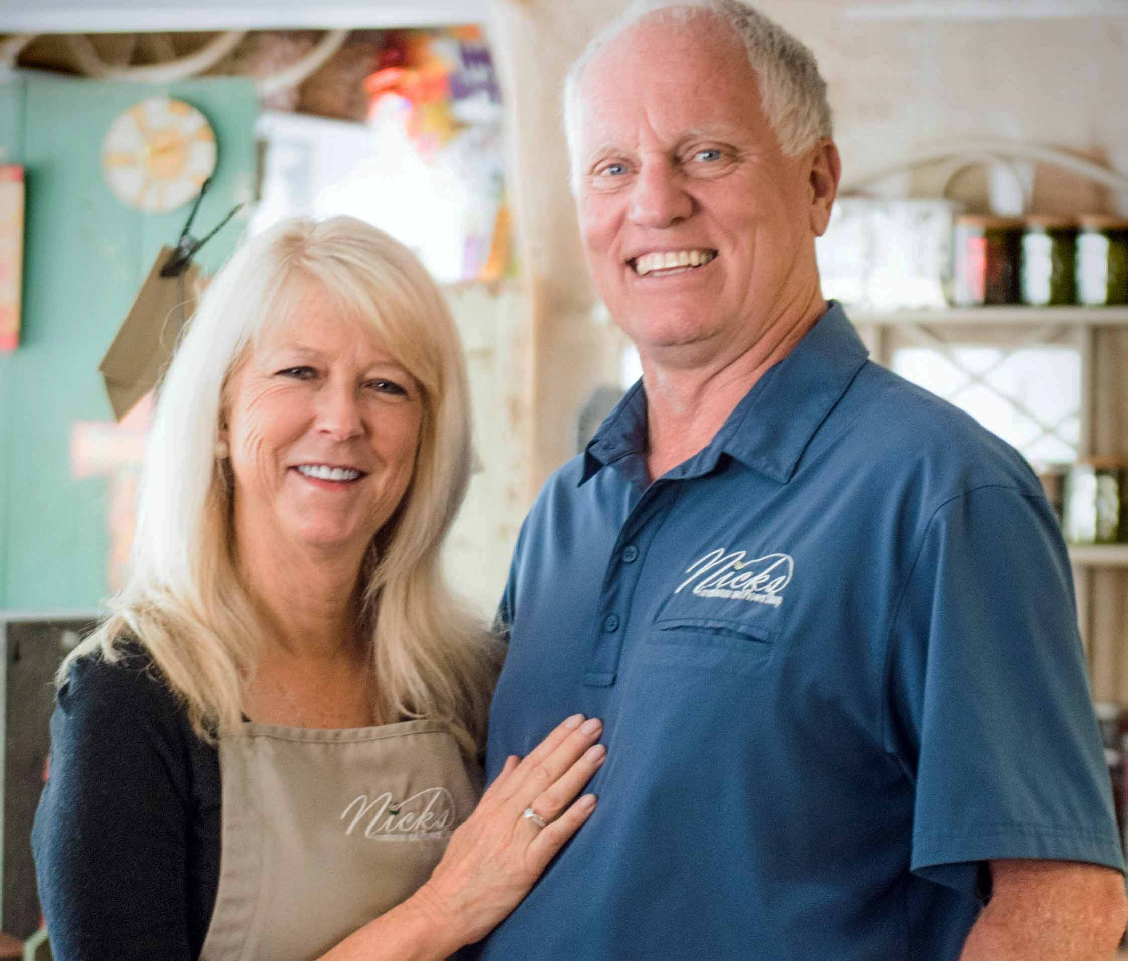 Nick & Lynn, Owners and Designers